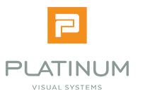 Platinum Visual Systems Logo