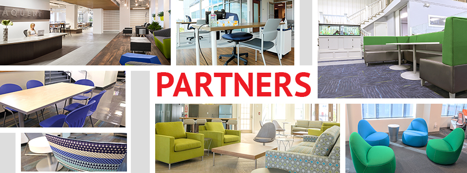 our interior design partners