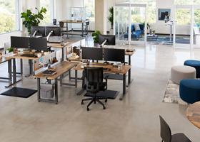 Vari Workspaces